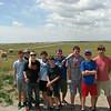 July 30, Badlands National Park, SD