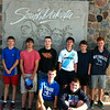 July 30, Welcome to South Dakota -<br /> back: Dylan, Alex, Jamie, Thomas, Benjamin, Ondrej<br /> front: Sam, Brennan