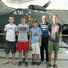 July 29, Strategic Air Command Museum, Omaha