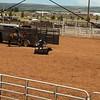 Rodeo in Laramie, Wyoming