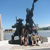 Lewis and Clark Monument, St. Louis