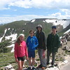 Rocky Mountain National Park at Alpine Visitor Center