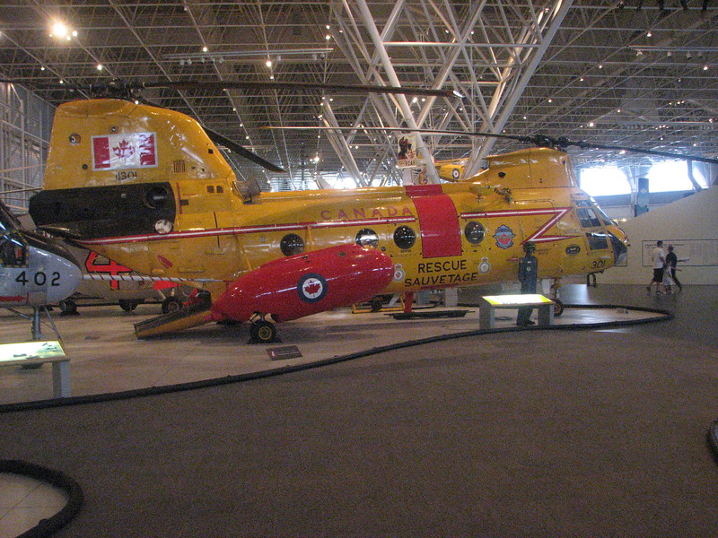 Canadian Aviation and Space Museum, Ottawa