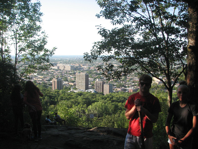 Mont Royal, Montreal