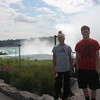 Priscilla and Jordan at Niagara Falls