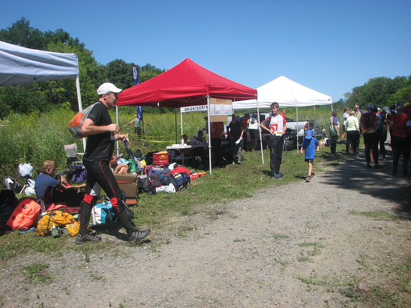 Eastern Canadian Orienteering Championships (ECOC) 2017