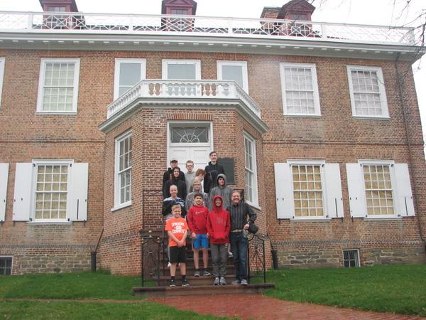 Schuyler House in Albany, NY