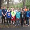 OCIN / Union County team at Mt Tom