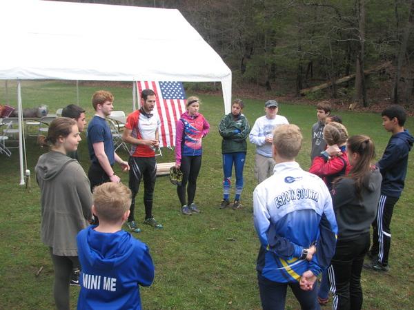 Junior Teams meeting at Mt. Tom