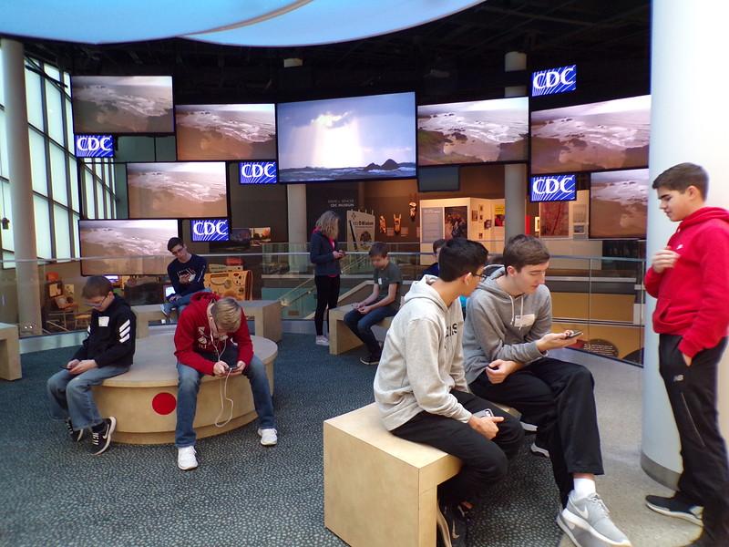 CDC Museum, Atlanta