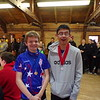 Awards on Sunday.  M-16, Ethan and Peyton.