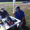 Download Volunteers Shane Dawalt and Matthew Robbins