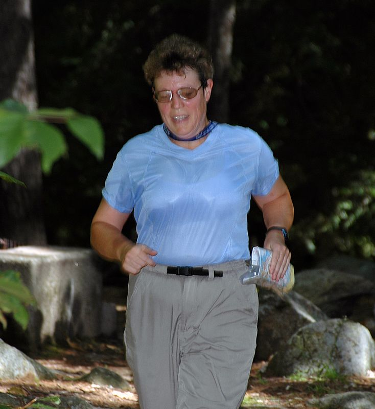<b>Faye Doria races to the finish</b>   (Sep 12, 2004, 11:49am)