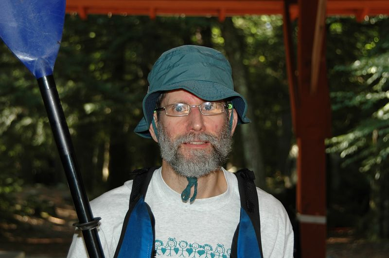 "<b>Darrell Scott</b>   (Sep 11, 2004, 09:05am)  <p align=left>It  has become the tradition at the Pawtuckaway Canoe-O to take a picture of each individual or group just before they start their course.  The <a href=""http://www.gouldhome.com/orienteering/Pawtuckaway2004Canoe-o.html"">results</a> then have links back to these pictures.  Therefore, you will see lots of pictures of canoers  wearing life jackets, holding paddles and looking optimistic.</p>"