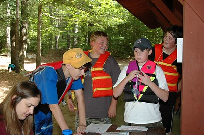 The faces of a happy canoe-o team   (Sep 11, 2004, 12:22pm)