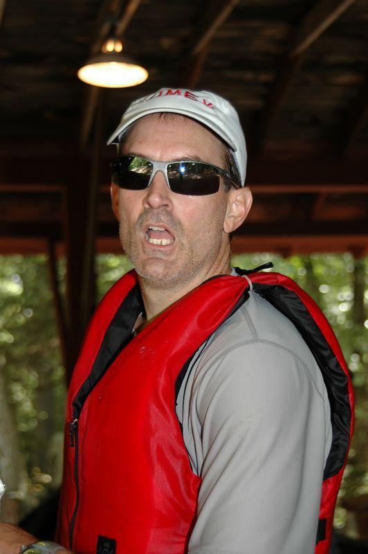 <b>Joe Bravtigan back from a successful paddle</b>   (Sep 11, 2004, 02:42pm)