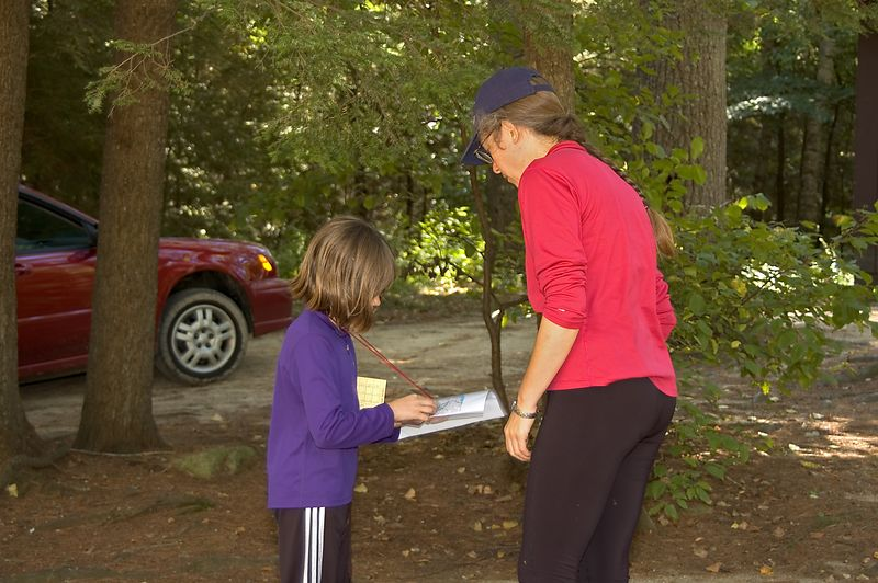 <b>Barb Bryant gives a lesson in navigation</b>   (Sep 10, 2005, 10:13am)