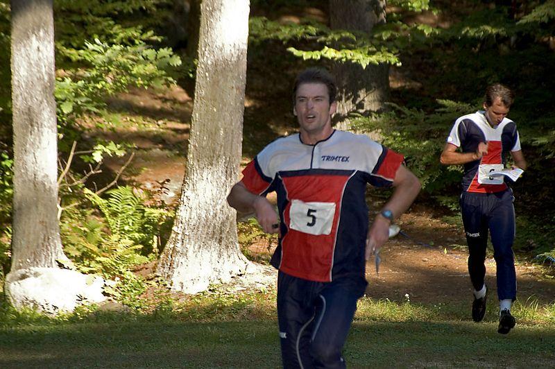 <b>Eric Bone (COC) races in the Sprint-O</b>   (Sep 10, 2005, 04:42pm)