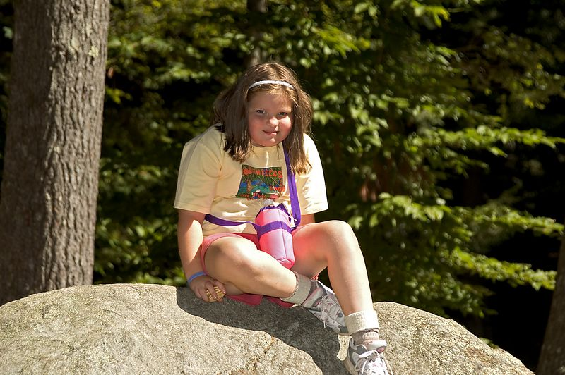 <b>Eating cookies on hang-out rock</b>   (Sep 10, 2005, 11:48am)