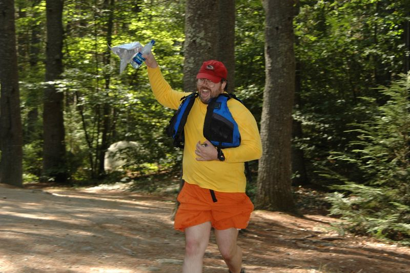 <b>James G Healy comes into the finish</b>   (Sep 11, 2005, 11:34am)