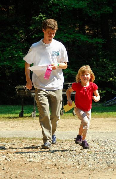 <b>Running into the finish</b>   (Sep 09, 2006, 12:06pm)