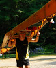 <b>Aims Coney demonstrates his winning canoe technique</b>   (Sep 09, 2006, 11:44am)