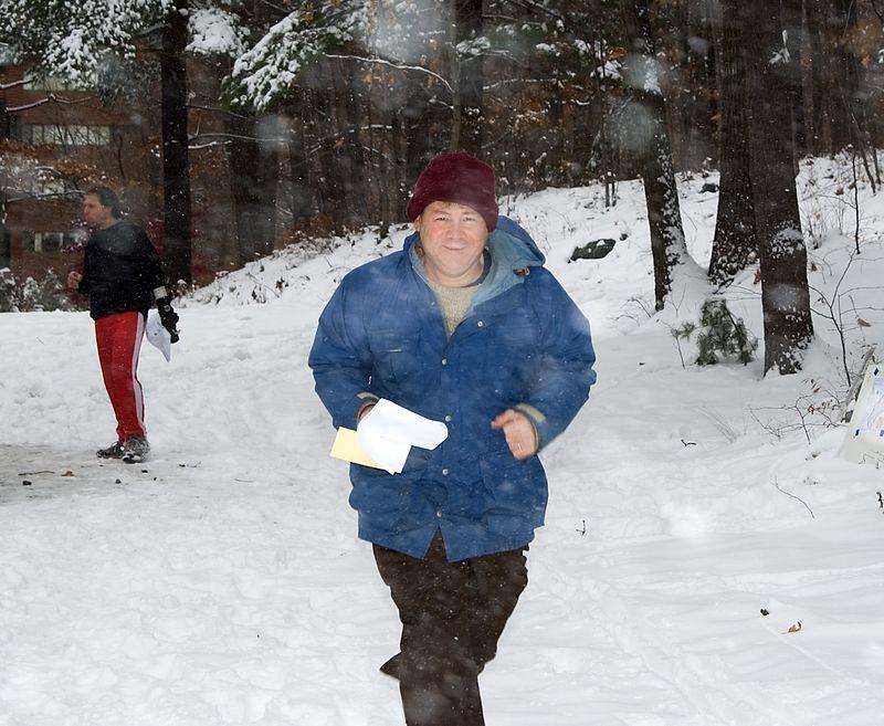 <b>Yes, those are falling snow flakes</b>   (Nov 13, 2004, 11:26am)