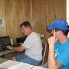 Carl Bridges, Michael Durham, TJOC 2012 - June 3