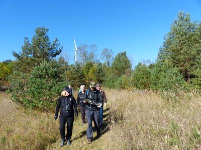 PFN members on the Ballyduff trails