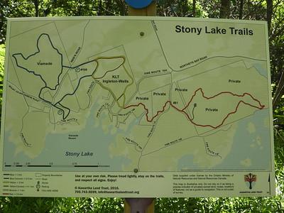 Stony Lake Trails