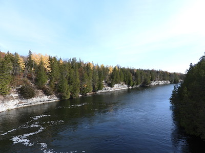 Ranney Gorge and Trent River