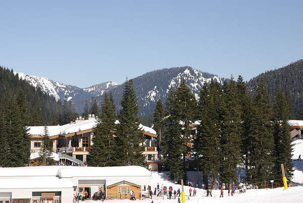 Skiing 2/21/10
