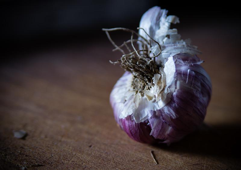 Home Grown Garlic