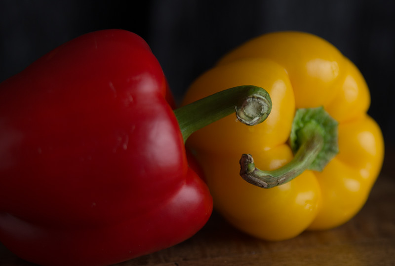 Pepper Portrait III