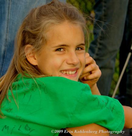 Gabby - Ethan's sister.