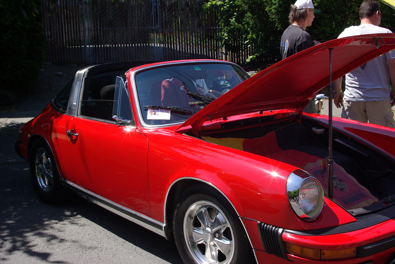 My favorite Porsche in my favorite color