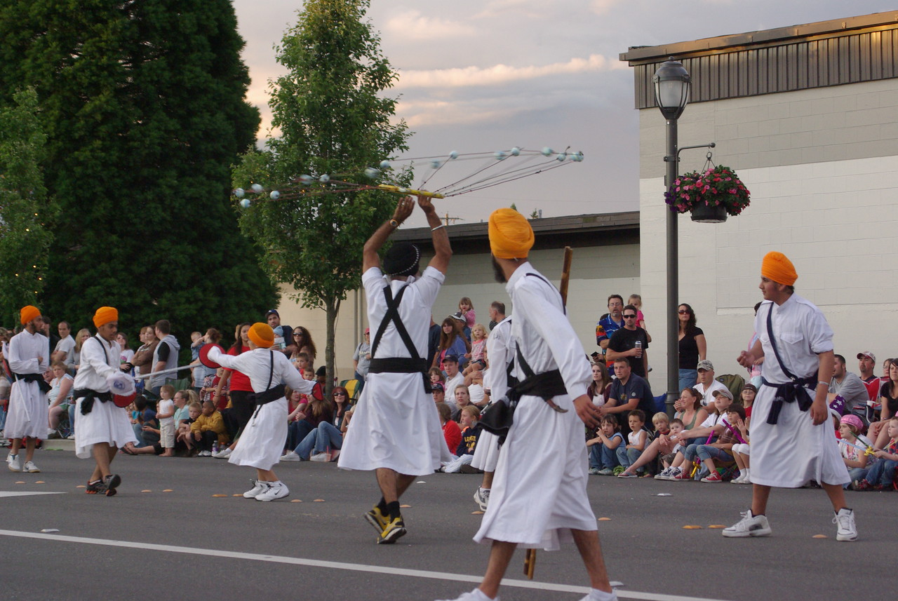 Sikh martial arts group