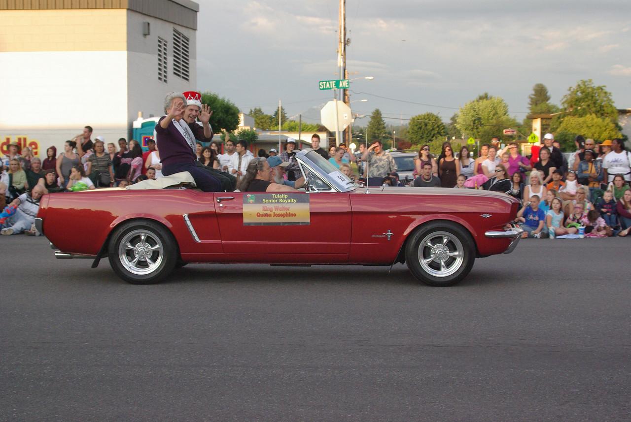 66 Mustang - My Favorite!