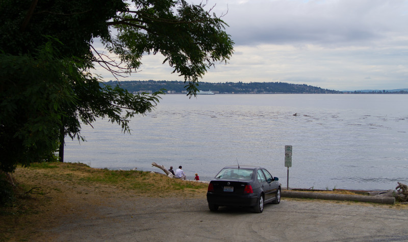 Other Side looking more towards Alki.