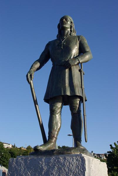 Ancestor Leif Erikson