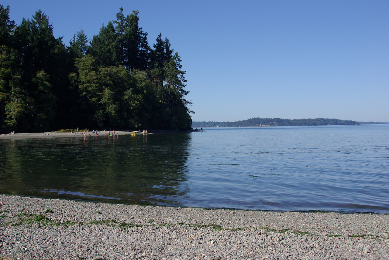 South Puget Sound at Tolmie State Park