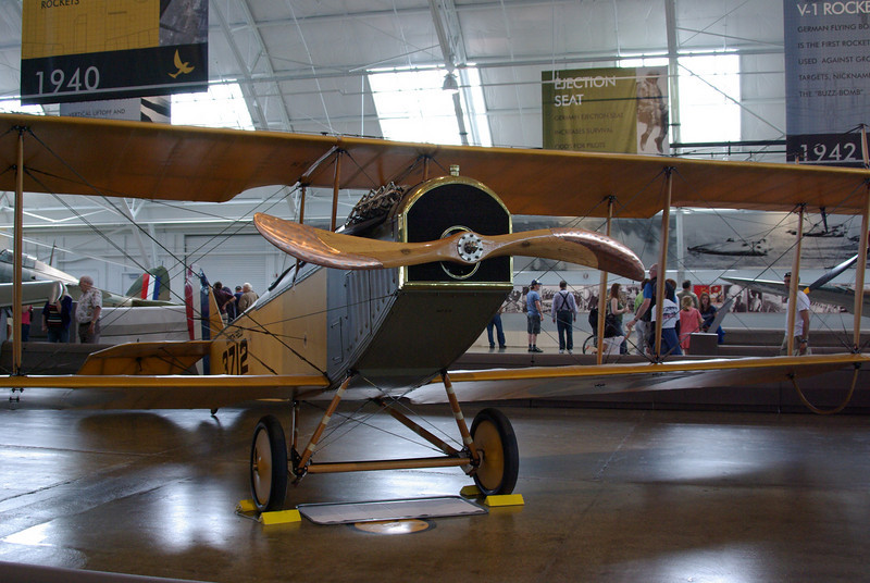 Jenny - trainer airplane, WW1  Observation planes.