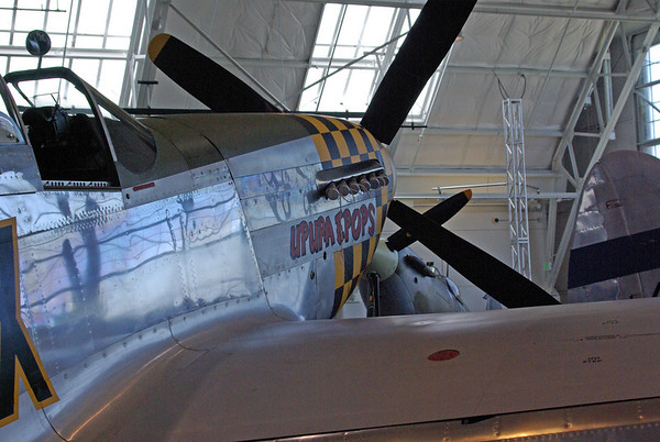 P51 D Mustang American (produced in Britain)