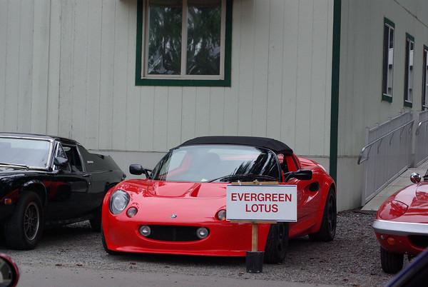 Max really liked the Lotus.
