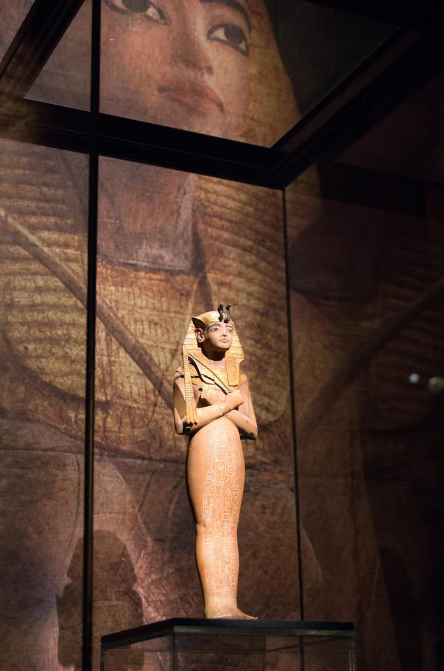 A servant statue