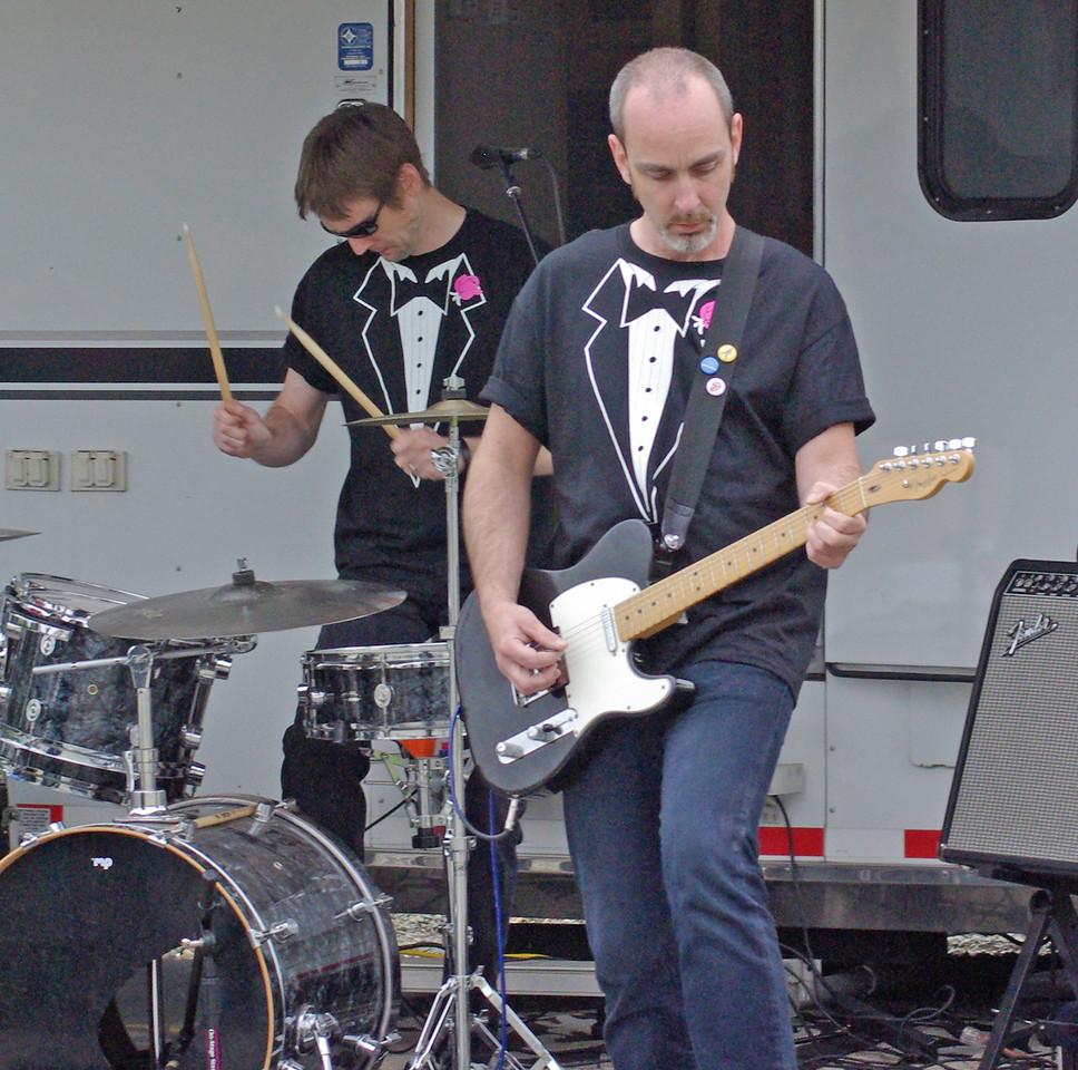 Steve and Dan