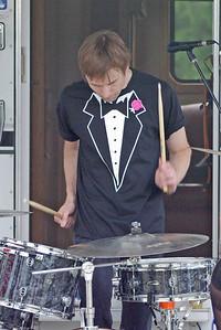 Drummer Steve
