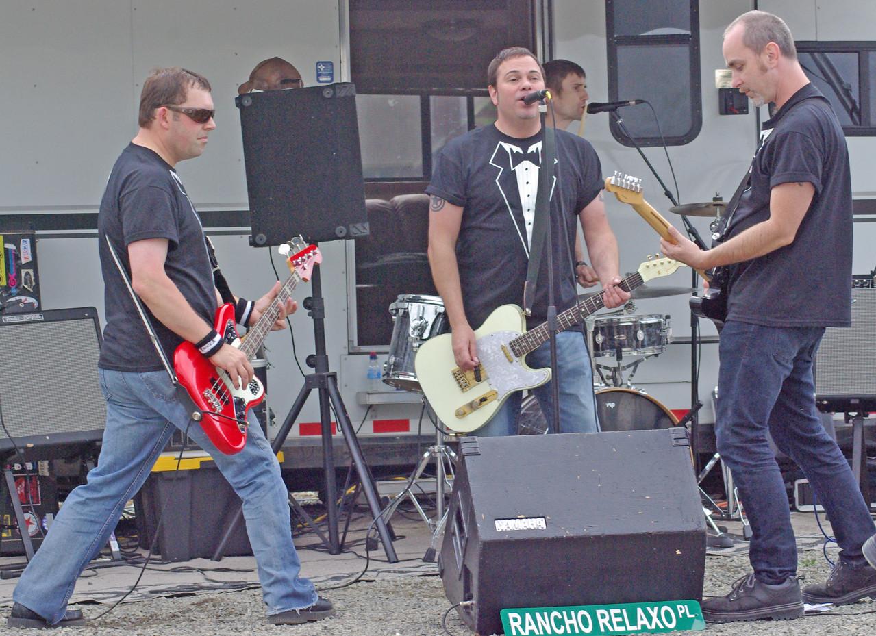 Jeff, Mark, Steve and Dan