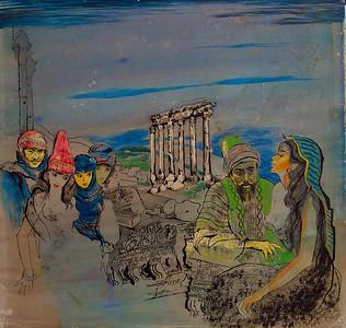 Lebanon Her Heart Her Sounds by Irv Docktor