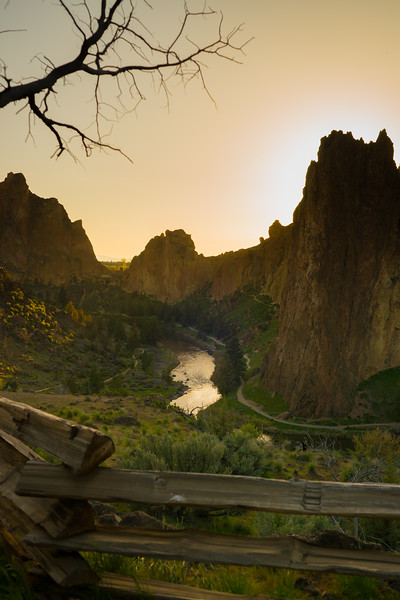 Smith Rock State Park, Terrebonne, OR, May 2019